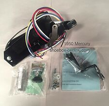 1950 Mercury 12V Wiper Motor Kit w/ Shaft Extension Compare
