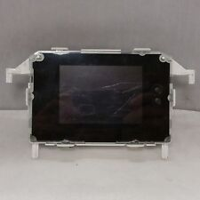 2013 FORD FIESTA USED FACTORY INFORMATION DISPLAY SCREEN W/SYNC OEM #187