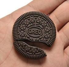 Magic Oreo Cookie Trick Biscuit Bitten & Restored Gimmick Close-Up Street Props☆