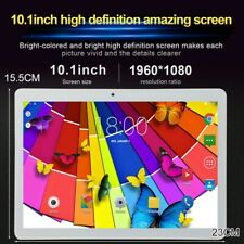 10 Inch Phablet 10.1 Android 8.0 Tablet PC 128GB Octa Core Dual SIM Camera Wifi