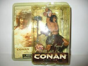 Conan The Indomitable Series 1 Mcfarlane Figure NEW Damaged Packaging