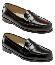 COLE HAAN Men's Leather Penny Loafer in Black or Burgundy, Orig. $158.00