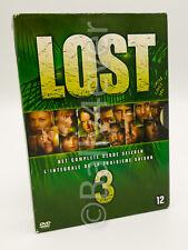 LOST Les disparus : l'intégrale de la saison 3 - 7 DVD