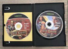 Jade Empire Limited Edition Microsoft Xbox Video Game Disc & Bonus Content Disc