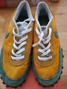 Nike Waffle Racer 11 Pine UK 9 vntg ldv1000