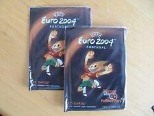 Serious CD Cardz em 2004 2 bolsas cards fútbol tarjetas de colección nuevo embalaje original