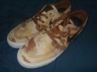 SB Zoom Stefan Janoski Canvas Premium RM Parachute Beige Desert Camo Nike Shoes
