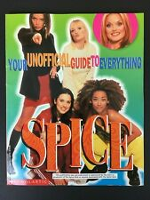 Spice Girls - Your Unofficial Guide to Everything Spice - Scholastic - 1998