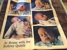 News American newspaper extra magazine insert vintage January 1975