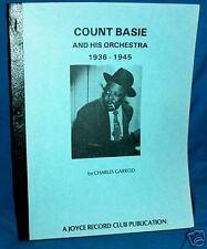 COUNT BASIE & HIS ORCH VOL 1   DISCOGRAPHY Garrod