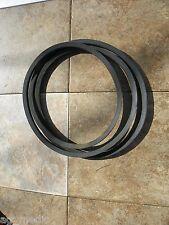 "Set of 2 Del Morino TE 150 Belts for 60"" Cut Machine code 42800002"