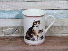 Tabby cat mug fine china mug