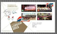 GB 2012 MEMORIES OF LONDON 2012 OLYMPIC/PARALYMPIC GAMES FDC