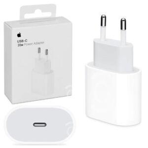 CHARGEUR 20W RAPIDE APPLE SECTEUR 20W ALIMENTATION A2347 ORIGINAL USBC iPhone 12