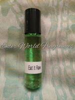 Eat It Raw Perfume Body Oil 1/3 oz  Roll - On