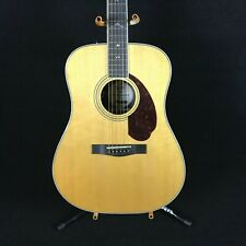 Fender Paramount Series Pm-1 Dreadnought Acoustic-Electric Guitar Natural