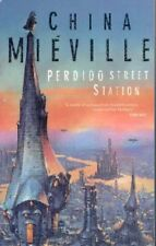 Perdido Street Station By China Mieville. 9780330392891