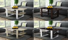 MARTYNA - DESIGNER WOOD CONTEMPORARY MODERN COFFEE TABLE