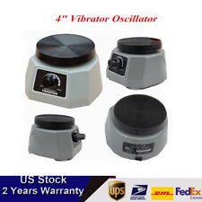 "Dental Model Vibrator Shaker 110V Lab  4"" Round for Mixing Plaster Gypsum etc."