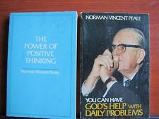 Power of Positive Thinking / God's Help with Daily Problems by Norman Vin Peale