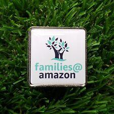 Families @ Amazon Corporate Peccy Lapel Pin 1