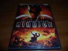 The Chronicles of Riddick (Dvd, 2004, Unrated Widescreen)