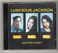 (FZ797) Luscious Jackson, Electric Honey - DJ CD
