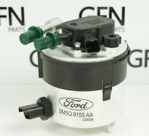 Genuine Ford Focus / C-Max / Fiesta Fuel Filter 1386037