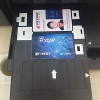 Leere weiße PVC tintenstrahl bedruckbare ID-Karten für Epson und Canon 10pcs