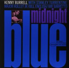 Kenny Burrell MIDNIGHT BLUE Blue Note 75th Anniversary REMASTERED New Vinyl LP