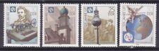 Germany DDR 2820-23 MNH 1990 ITU International Telecommunications Union Set VF
