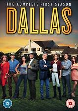 Dallas - Season 1 (DVD + UV Copy) [2012] [DVD][Region 2]
