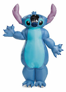 Inflatable Stitch CHILD Costume NEW One Size Fits Most