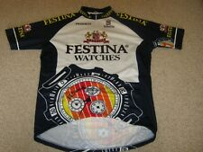 Festina Watches Peugeot Sibille Italian cycling jersey [3XL]