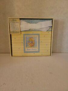 C.R. Gibson NIB Deluxe Unisex Baby Brag Book Mini Scrap Book Noah's Animal Ark