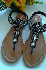 Sandali estivi infradito donna scarpe aperte spiaggia  mare 36-37-38-39-40-41