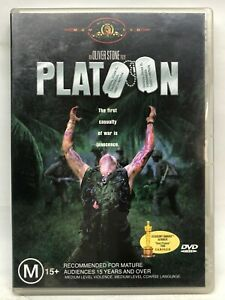Platoon - DVD - AusPost with Tracking