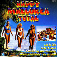HAPPY MALLORCA TOTAL 20 super Partyhits CD NEU & OVP