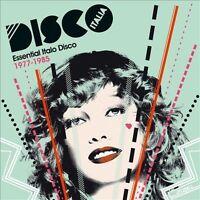 NEW Disco Italia: Essential Italo Disco 77-85 (Audio CD)