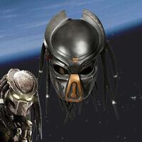 Xcoser The Predator Resin Cosplay Helmet Full Head Mask Halloween Props Adults