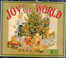 JOY TO THE WORLD: READER'S DIGEST 1950s-60s CHRISTMAS HOLIDAY 3-CD BOX SET! RARE