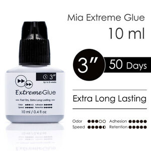 10ml Fast Strong Eyelash Glue Adhesive Extra Long Lasting Eyelash Extension