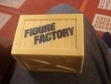 Toybiz Marvel Figure Factory Series 1 Figure (No Cards) Thing