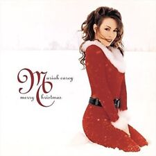 Mariah Carey Merry Christmas LP 11 Track Limited Edition Red Vinyl Repress With
