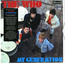 THE WHO MY GENERATION (50TH SUPER ANNIV. LUXUS EDT BOX 5 NEUE CD
