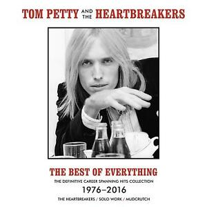 TOM PETTY THE BEST OF EVERYTHING THE DEFINITIVE HITS 2 CD (Released 01/03/19)