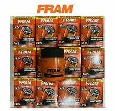 NEW CASE OF 12 Oil Filter PH5 FRAM Engine -Extra Guard Fits- Chevrolet, GMC