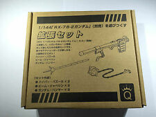 Queen RG HG 1/144 Custom Set Weapon Parts for Bandai RX-78-2 Gundam Model Hobby