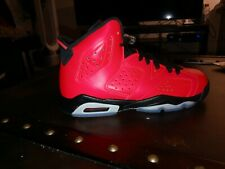 2014 Air Jordan 6 Vi Retro Infrared 623 384665-623, sz 6.5Y right shoe only