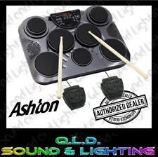 Ashton EDP450 Electronic Tabletop Drum with Pedals - Same as Alesis CompactKit7!